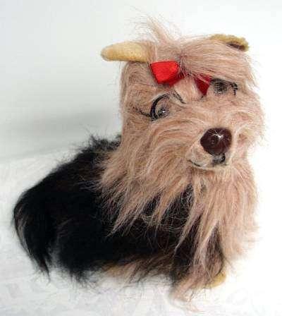 Yorkshire Terrier Pluschtier Kuscheltier Stofftier Ein Schones